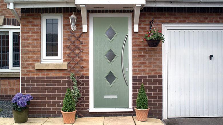 Design your own home improvement doors windows design for Composite door design your own