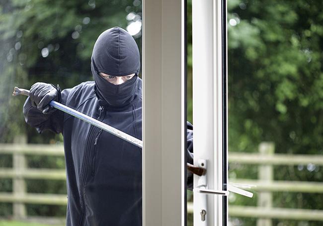 front door secure