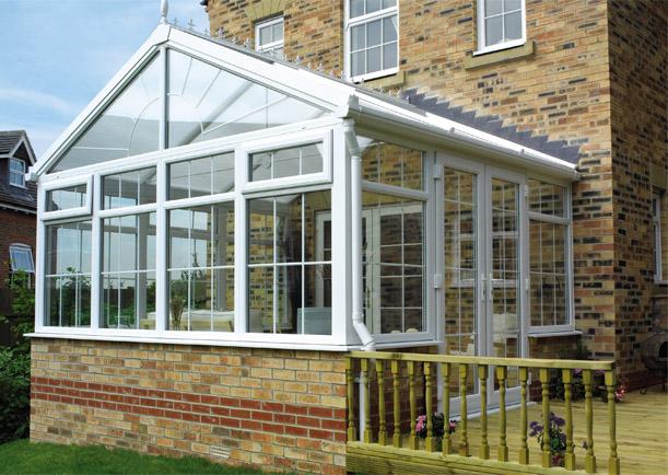 conservatory types