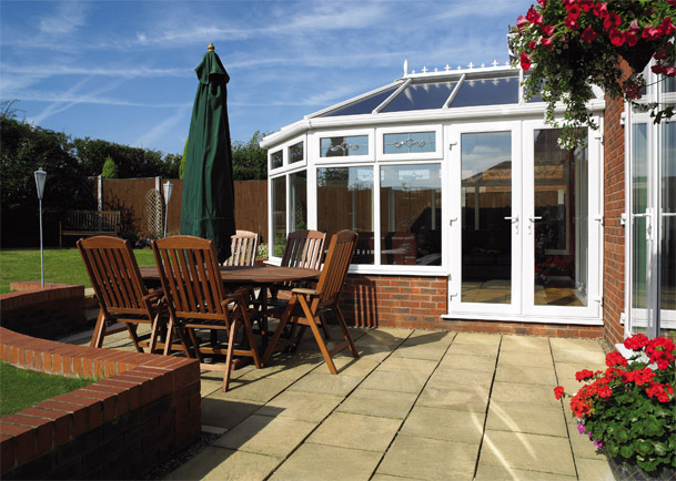 types of conservatory